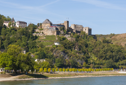 Picture no: 10649076 Burg Rheinfels bei St. Goar 8 Created by: Erhard Hess