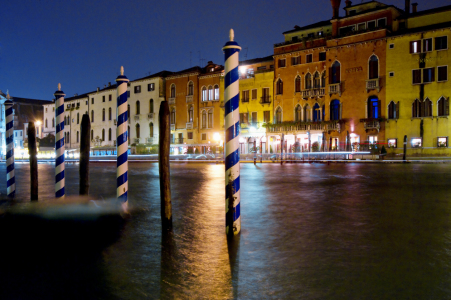 Picture no: 10650900 Canal Grande bei Nacht Created by: danielschoenen