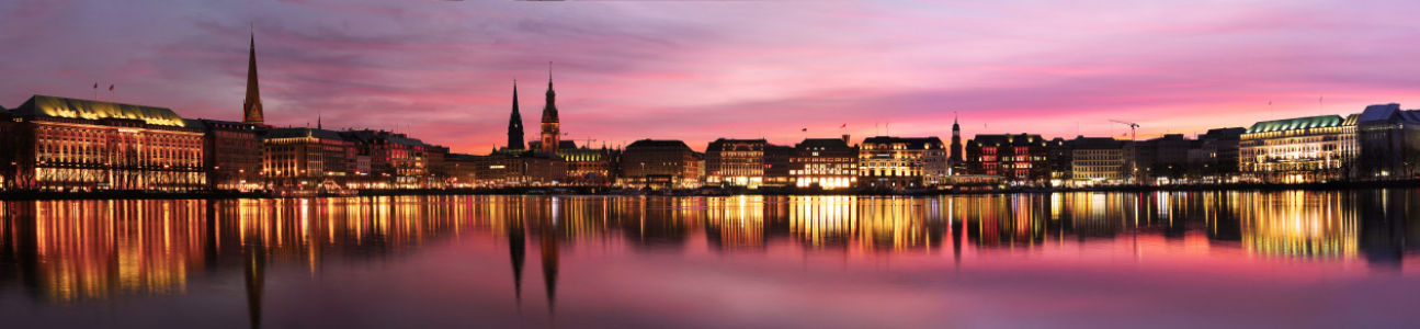 Picture no: 10652674 Alster Panorama Created by: the-fate
