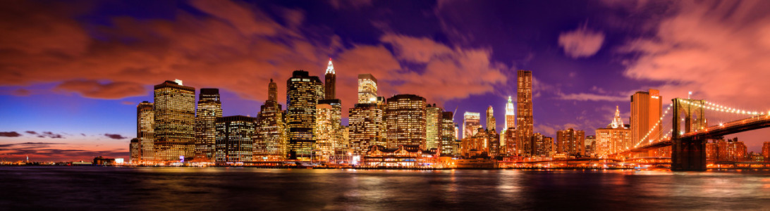 Picture no: 10657866 Manhattan Skyline (Panorama) Created by: BvuPhotography