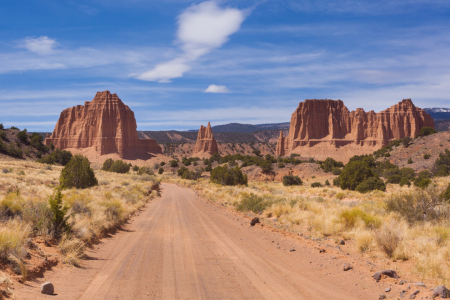 Picture no: 10661430 Cathedral Valley Created by: Photographicjourney