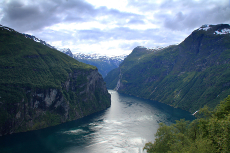 Picture no: 10663772 Geiranger Fjord Created by: Gerhard Albicker