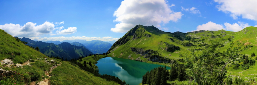 Picture no: 10672696 Alpsee Created by: fotoping