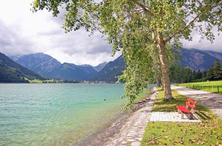 Picture no: 10673878 Achensee-Ufer Created by: SusaZoom