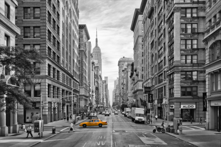 Picture no: 10690731 NEW YORK CITY 5th Avenue Created by: Melanie Viola