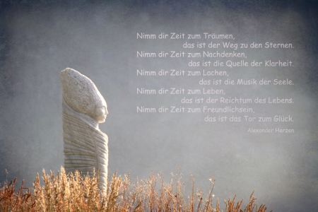 Picture no: 10691327 Nimm dir Zeit... Created by: Gerhard Albicker