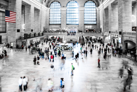 Picture no: 10692457 New York: Grand Central Terminal Created by: hannes cmarits