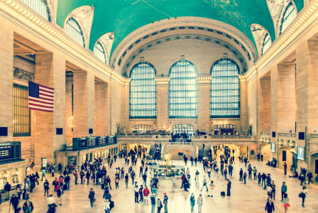 Picture no: 10692461 New York: Grand Central Terminal I Created by: hannes cmarits