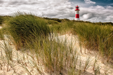 Picture no: 10694677 Leuchtturm List Ost / Lighthouse List East (Sylt) Created by: diwiesign