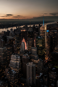 Picture no: 10697445 NYC: Die Nacht erwacht brown Created by: hannes cmarits