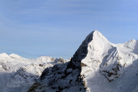 Picture no: 10705563 Eiger-Nordwand Created by: Gerhard Albicker