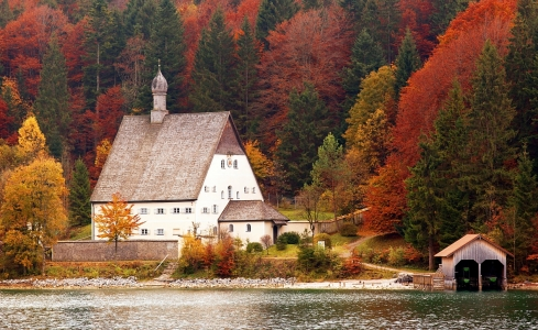 Picture no: 10706847 Bayerntour I - Herbst am Walchensee  Created by: wompus