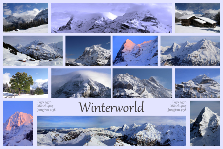 Picture no: 10707287 Winterworld II Created by: Gerhard Albicker