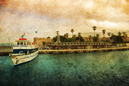 Picture no: 10708629 Bodrum Ferryboat Created by: Howdys