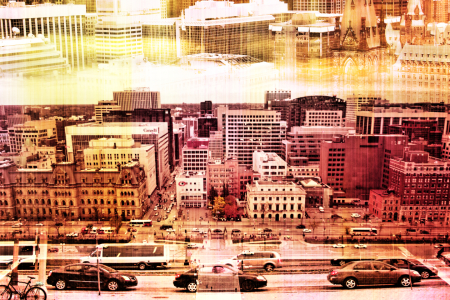 Picture no: 10711475 Ottawa Collage Created by: Galerie-Fotoeffekt