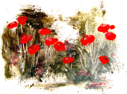 Picture no: 10713755 Herbstmohn Created by: M.A. Ziehr