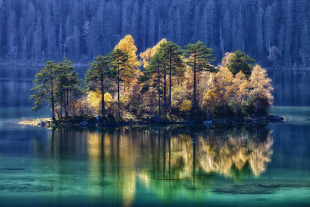 Picture no: 10716533 Eibsee : study IV Created by: Timo Geble