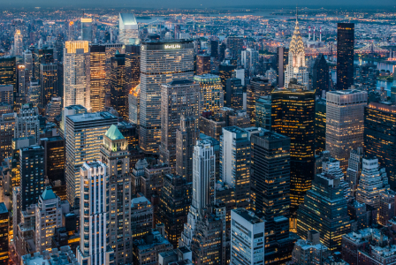 Picture no: 10717605 MANHATTAN - Downtown II Created by: hannes cmarits