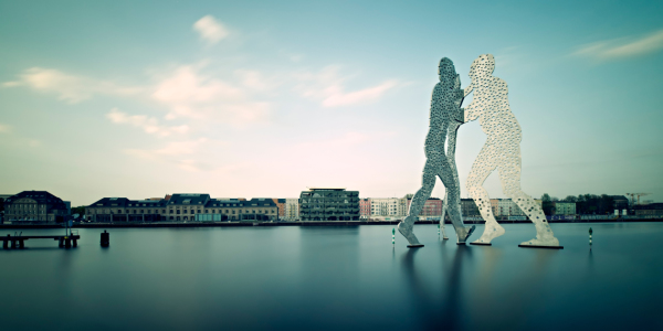 Picture no: 10726741 Berlin - Molecule Man Created by: AlexanderVoss
