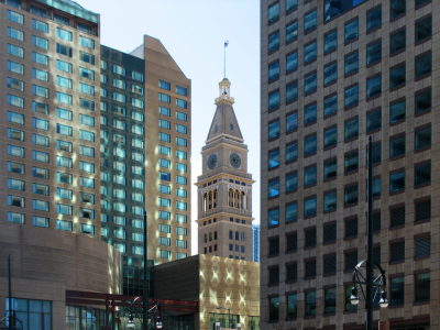 Picture no: 10729949 Daniels & Fisher Tower  Created by: ursand