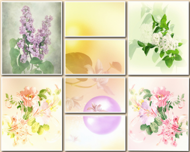 Picture no: 10734779 Collage - Floral Created by: DagmarMarina