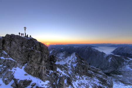 Picture no: 10742059 Sunrise at Zugspitze_4 Created by: werdenfelspics