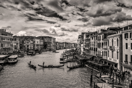Picture no: 10755057 VENEDIG 07 - Der Canal Grande Created by: Tom Uhlenberg