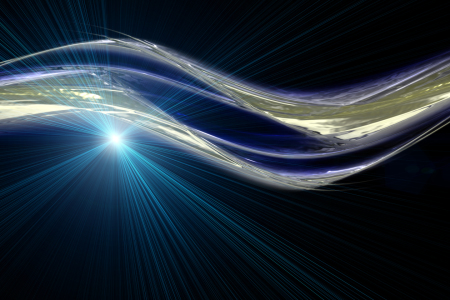 Picture no: 10757451 Light in space Created by: Frank-Rohde