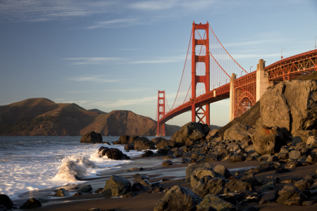 Picture no: 10760429 Golden Gate Bridge  San Francisco Created by: reisefoto