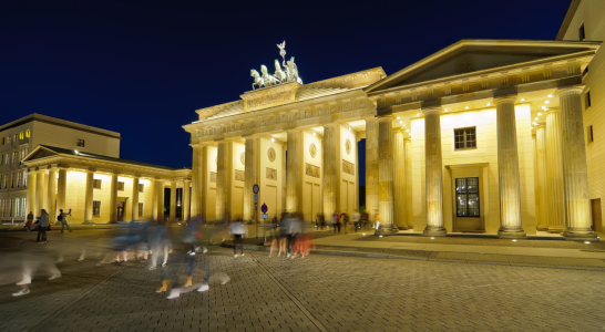 Picture no: 10764197 Brandenburger Tor in Berlin bei Nacht Created by: Christian Draghici