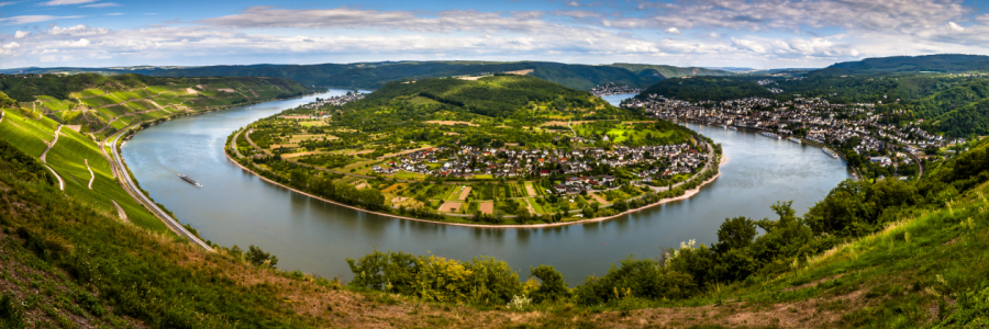 Picture no: 10764791 Rheinschleife bei Boppard (9n+) Created by: Erhard Hess