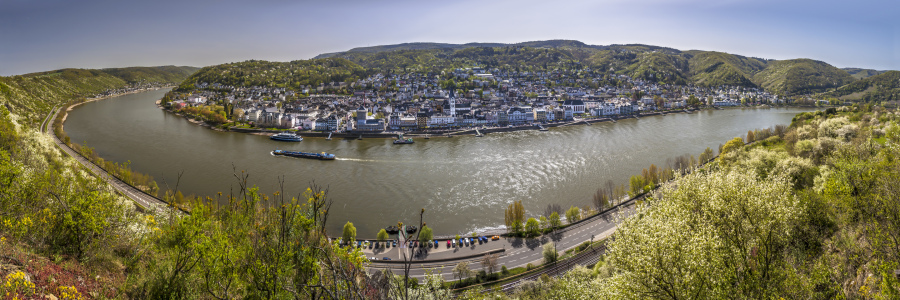 Picture no: 10776557 Panorama Kamp-Bornhofen-Boppard (3n) Created by: Erhard Hess