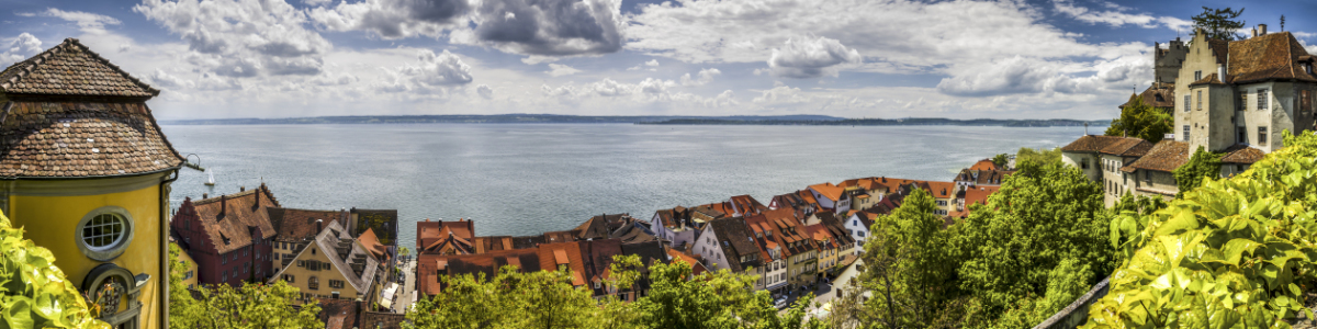 Picture no: 10777659 Panorama Meersburg (2) Created by: Erhard Hess