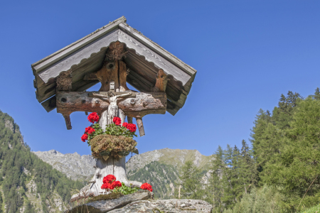 Picture no: 10779729 Wegkreuz in Osttirol Created by: EderHans