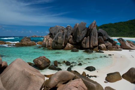 Picture no: 10780247 Anse Coco, Traumstrand auf den Seychellen Created by: danielgiesenphotography