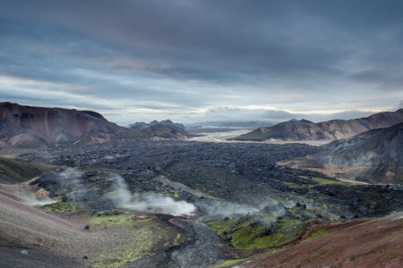 Picture no: 10781195 Lava Fields I Created by: Stefan Rieger