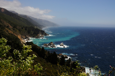 Picture no: 10781843 California Coastline Created by: Octopus8