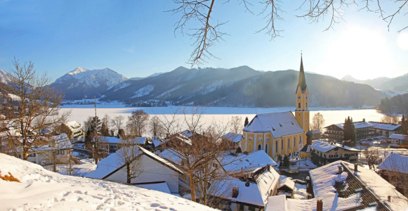 Picture no: 10782919 Schliersee im Winter Created by: SusaZoom