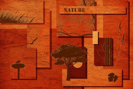 Picture no: 10791253  Nature in Terra als Collage Created by: Mausopardia