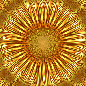 Picture no: 10799181 Mandala Goldenes Licht Created by: Atteloi