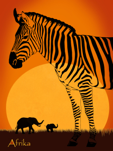 Picture no: 10800647 Zebra Afrika Created by: Mausopardia