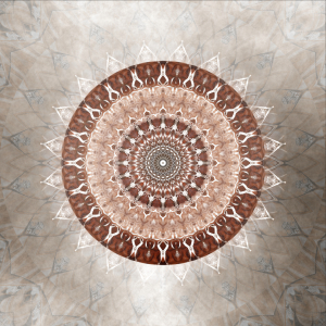 Picture no: 10817187 Mandala Sanftmut Created by: Christine Bässler
