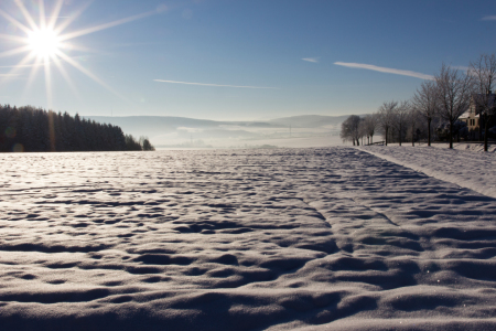 Picture no: 10828297 Schneelandschaft Created by: Kay Hecker
