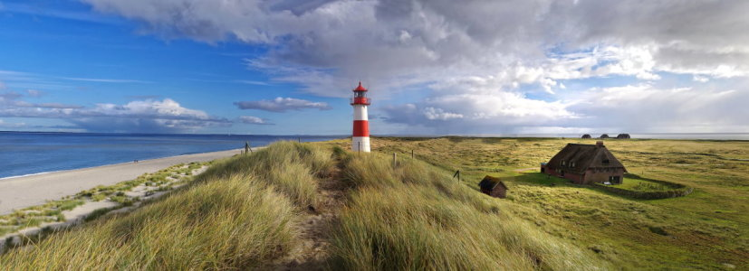 Picture no: 10833859 Sylt Leuchtturm am Ellenbogen Created by: Ina  Penning