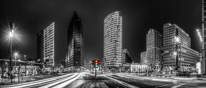 Picture no: 10841855 Berlin Potsdamer Platz Panorama Colourkey 2.0 Created by: Jean Claude Castor