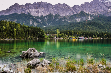 Picture no: 10846615 Eibsee-Nordufer Created by: Erhard Hess