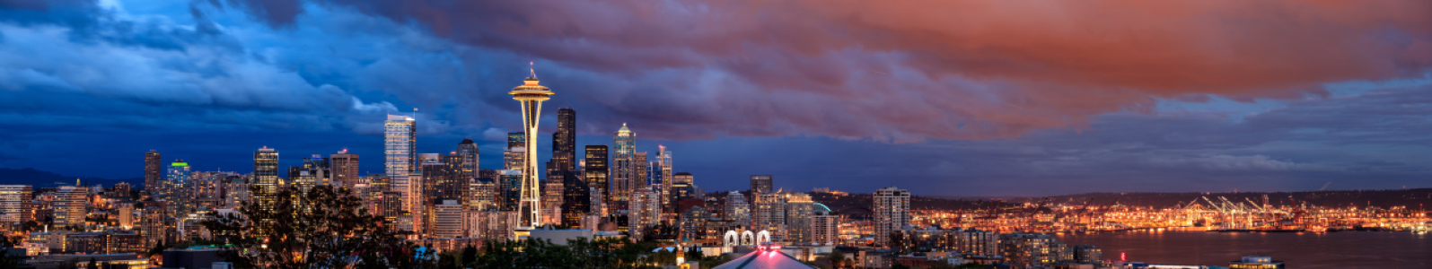 Picture no: 10862482 Seattle Skyline Created by: BvuPhotography