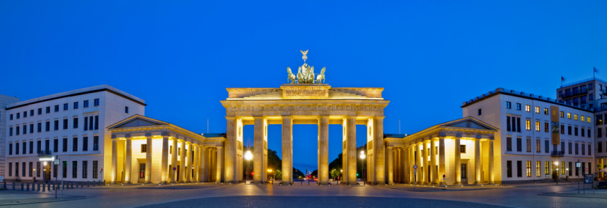 Picture no: 10870280 Brandenburger Tor Panorama Created by: Christian Draghici