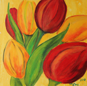 Picture no: 10870502 Tulpenfeuer Created by: MarittaSorg