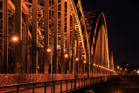 Picture no: 10873014 Hohenzollernbrücke Created by: Gerhard Albicker